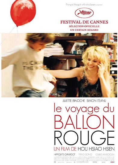 Voyage du ballon rouge