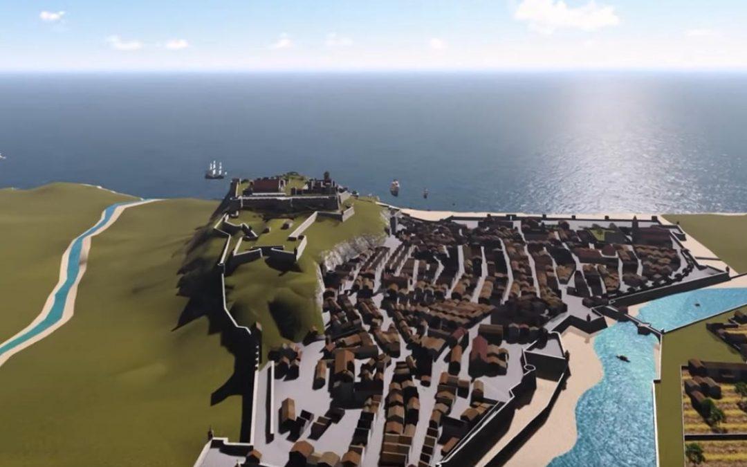 Nice en 1610