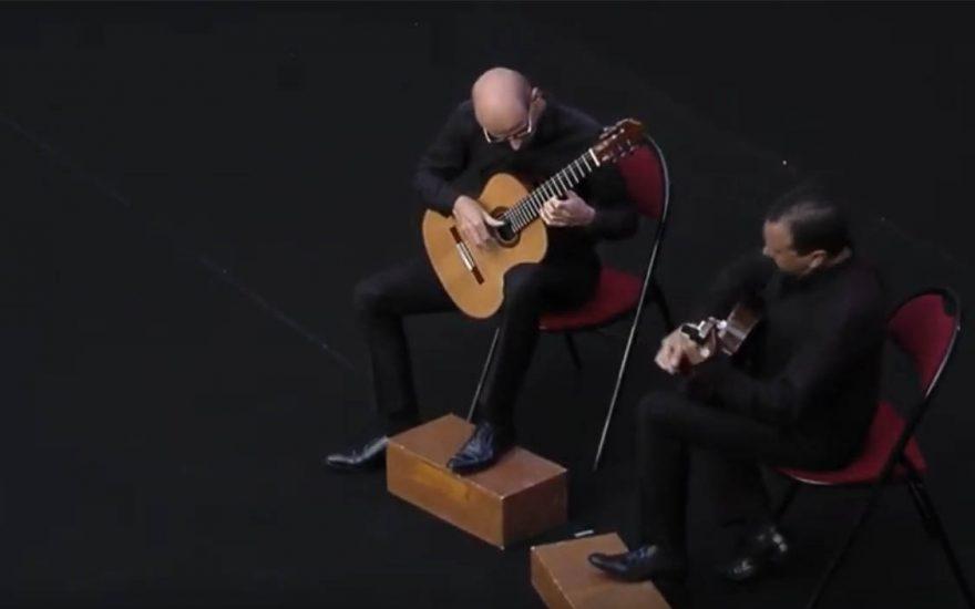 ADAC présente Nice Guitar Duet