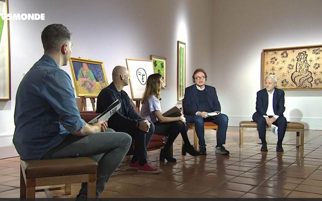 Alain Mabanckou / Cézanne / Claudine Grammont / Anne Ducros