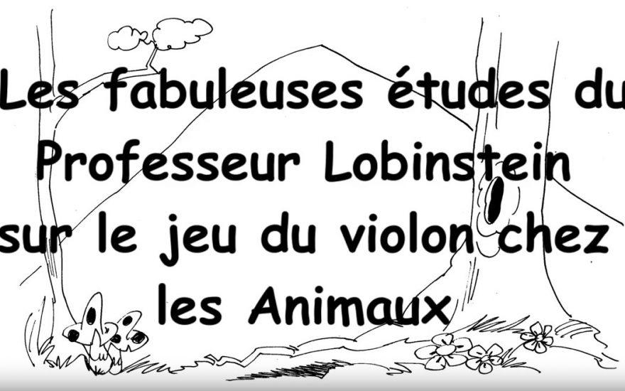 Professeur Lobinstein, chapitre 1
