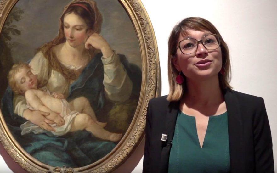 Visite privée de la salle des portraits du Musée des Beaux-Arts Jules Chéret