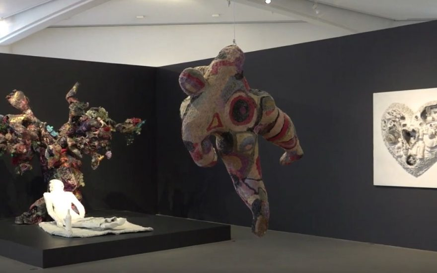 Visite privée de la salle Niki de Saint Phalle au MAMAC