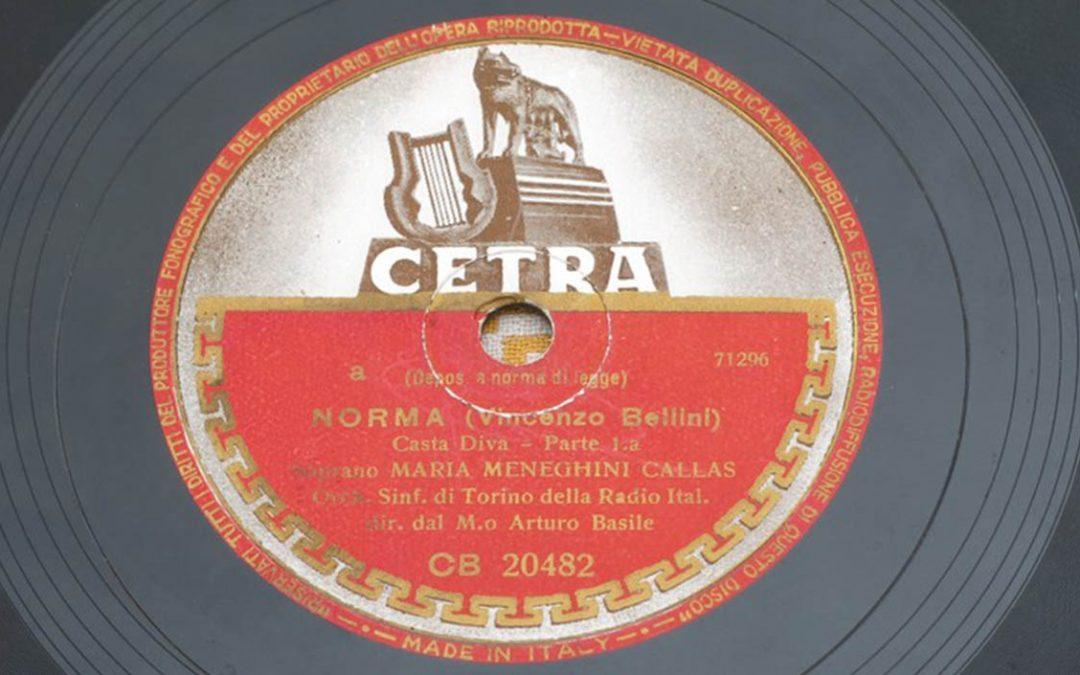 Maria Callas, Norma