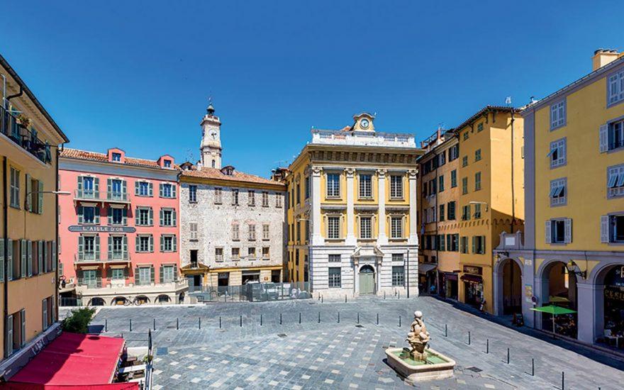 L'ensemble Saint-François de Nice. Quelle histoire pour les maçonneries ?