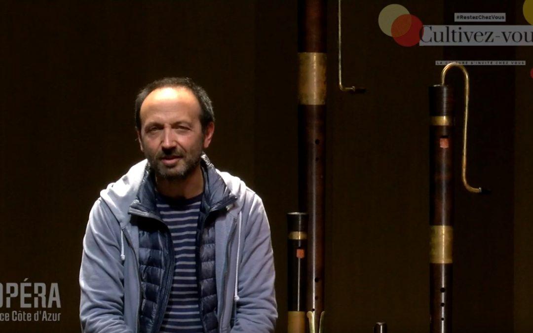 «La flûte à bec à travers les siècles» Michel Quagliozzi