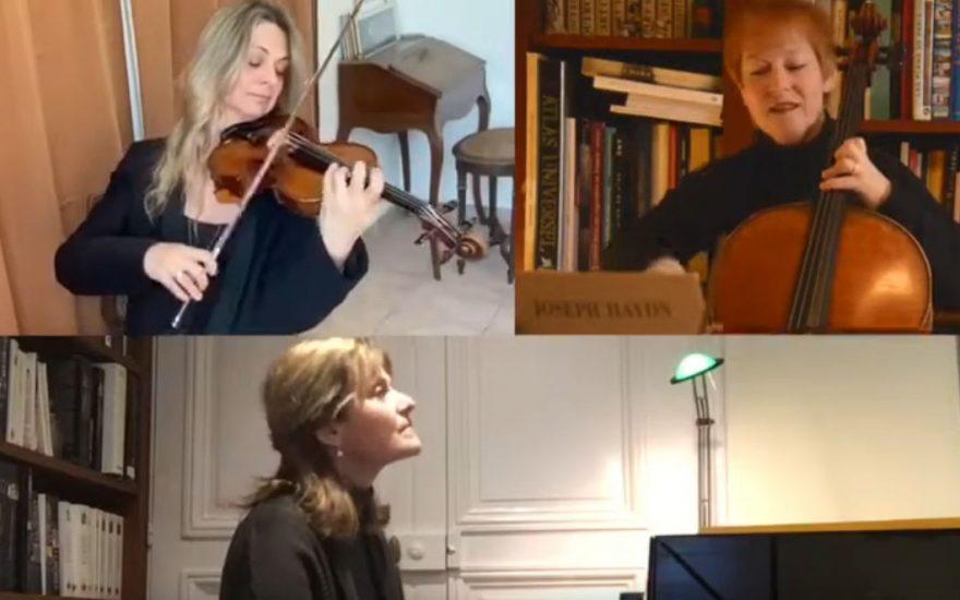 Trio de Joseph Haydn