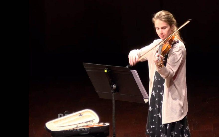 Violaine DARMON, épisode n°2 des histoires du petit violon magique