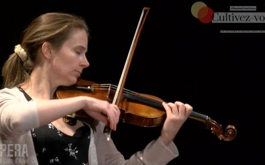 Violaine Darmon, «Les histoires du petit violon magique»
