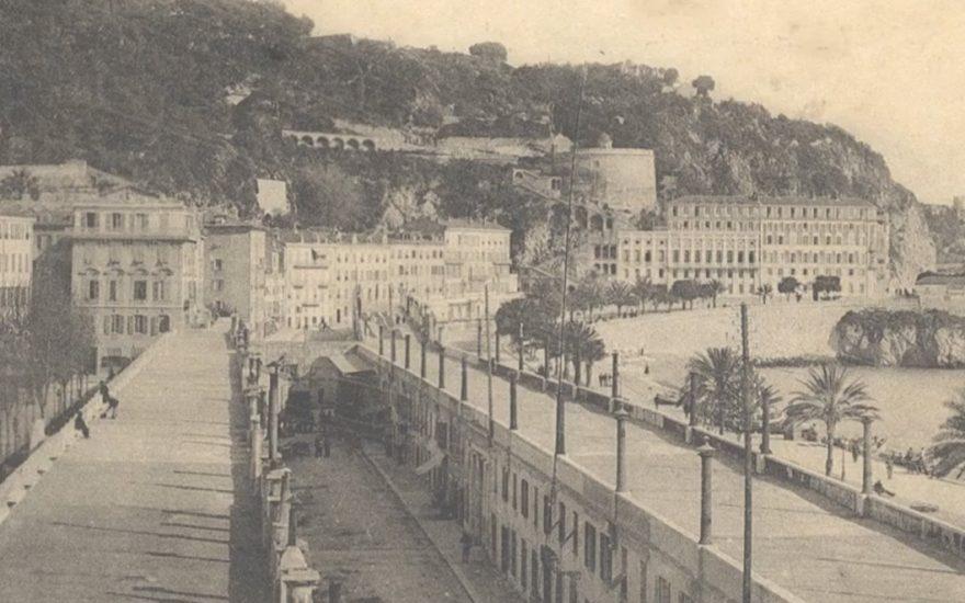 Les Terrasses des Ponchettes à Nice : XVIIIe-XIXe siècles