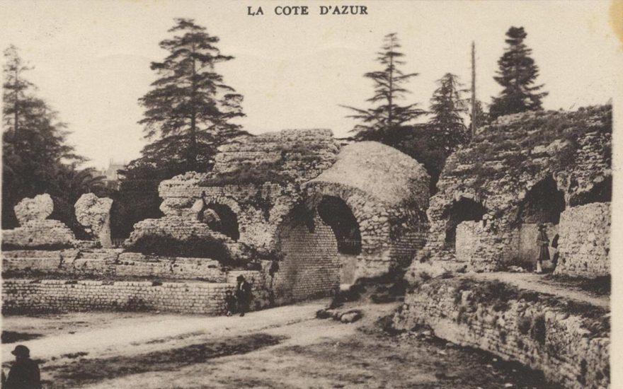 L'archéologie d'antan