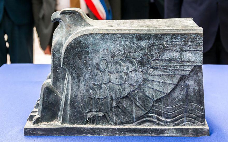 Le reliquaire du Monument aux morts de Nice