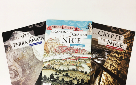 Les fiches patrimoine et l'archéologie à Nice
