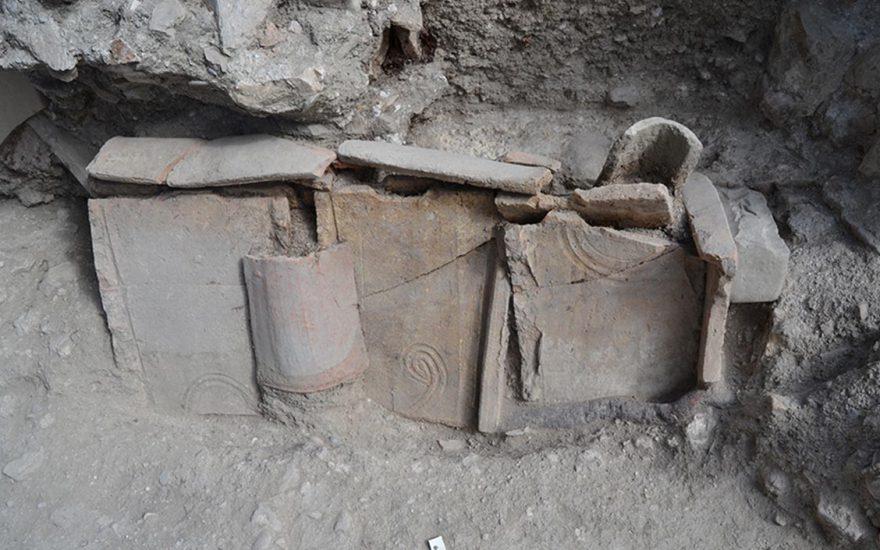 Fouiller un cimetière médiéval