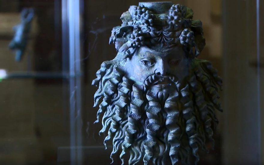 Le Musée d'Archéologie de Nice / Cimiez