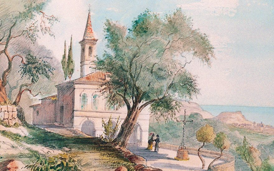 Puzzle : L'église de Gairaut