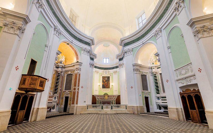 Fiche Patrimoine : L'église abbatiale Saint-Pons
