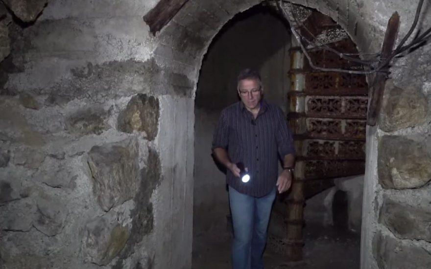 Visite commentée «Les installations souterraines de la colline du Château à Nice – 1939-1945»