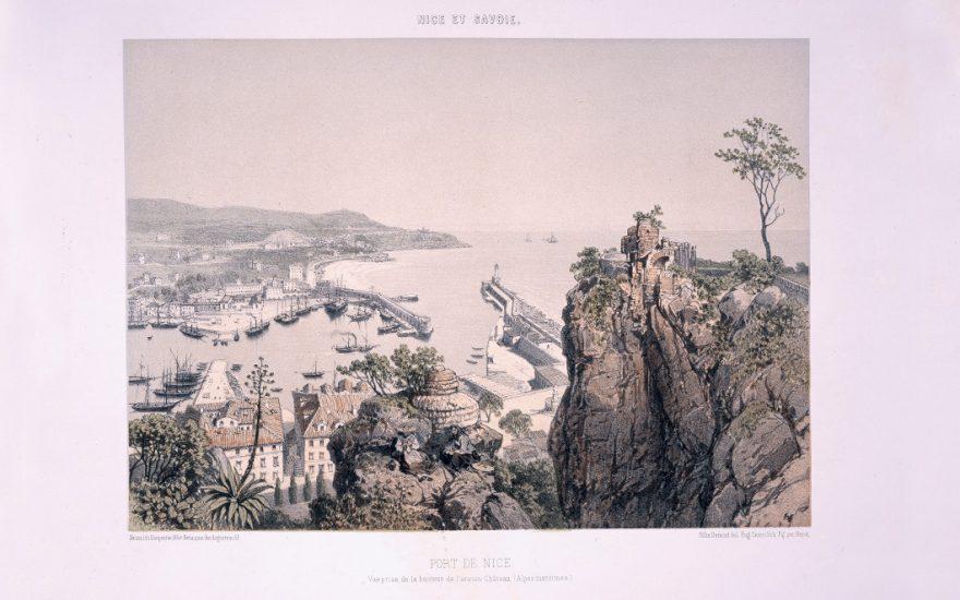 J.M.G. Le Clezio, «Nice, port de mer»