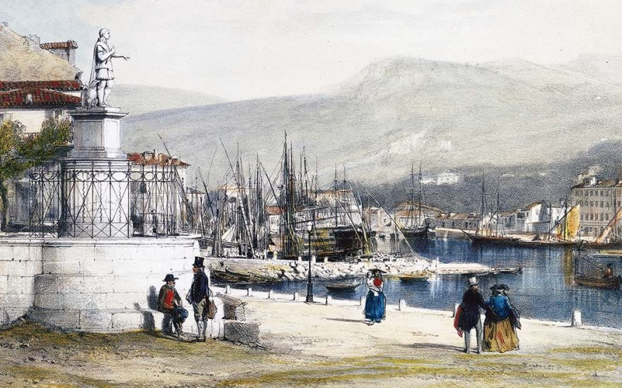Fiche Patrimoine : Les ports de Nice