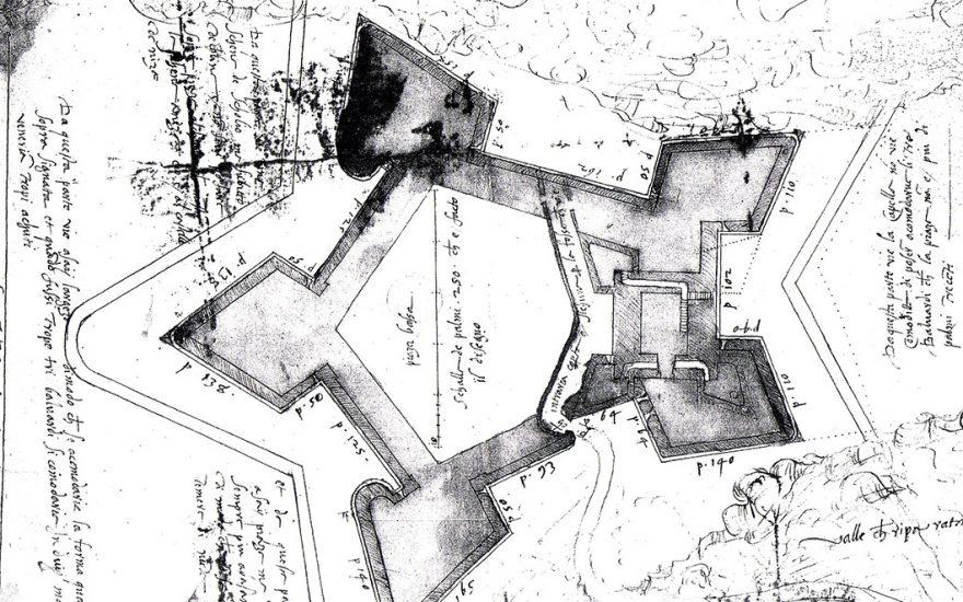 Puzzle : Les aménagements intérieurs du Fort du Mont-Alban