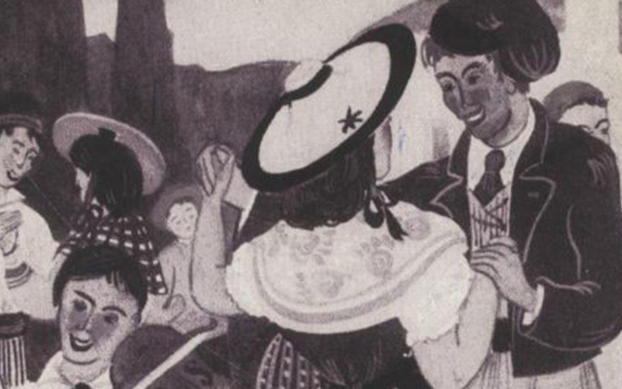 Marcel Alocco, «recette des niçois»