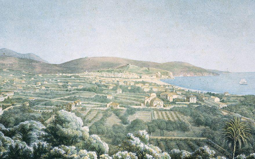 Tobias Smolett, «Lettres de Nice sur Nice et ses environs 1763-1765»