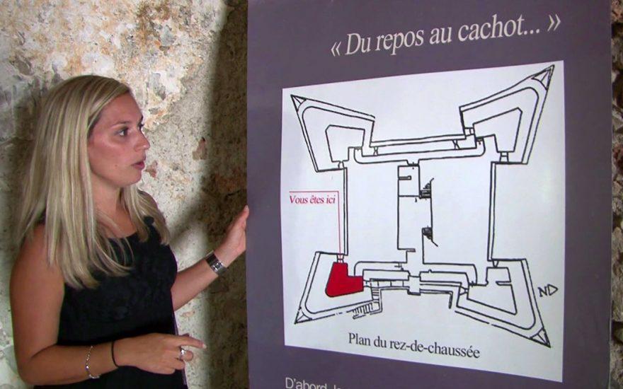 Visite commentée « Le Fort du Mont-Alban »