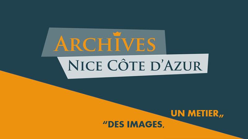 Des images, un métier: «Du Grand Séminaire aux Archives»