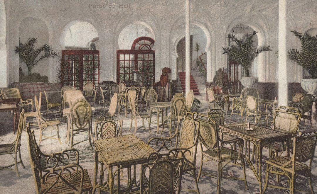 Des images, une histoire: Les palaces de la Colline de Cimiez