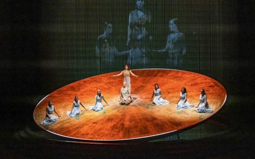 Captation de l'Opéra «Akhnaten» de Philip Glass