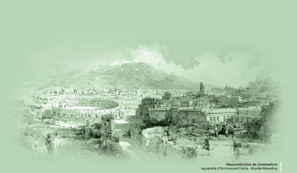 Livre: Cimiez, une colline à l'aube de Nice
