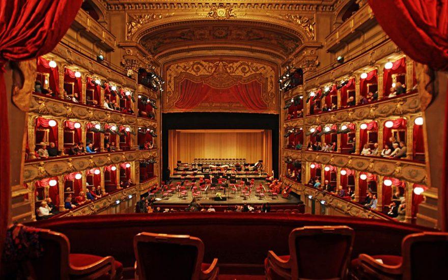 Fiche patrimoine: l'Opéra de Nice