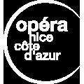 Logo Opéra Nice Côte d'Azur