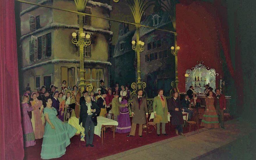 Il y a cinquante ans, la saison 1970-1971 de l'Opéra de Nice