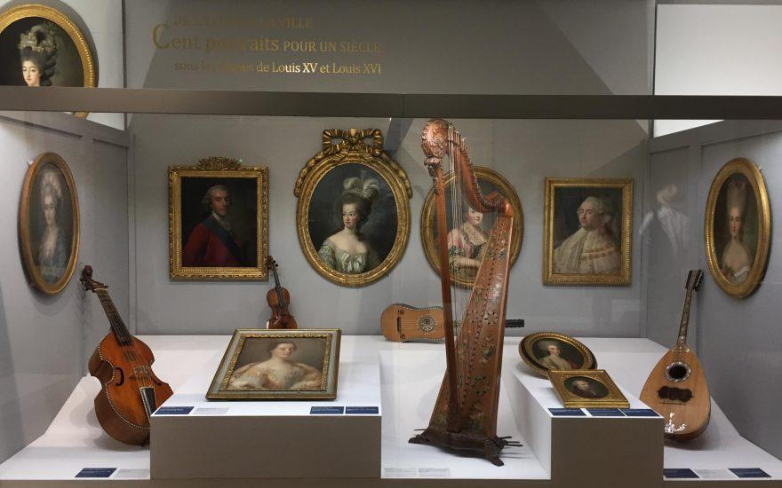Cent portraits pour un siècle, au Palais Lascaris