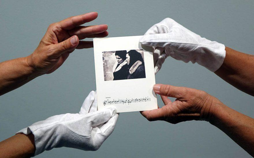 Exposition Pentti Sammallahti, «Miniatures»
