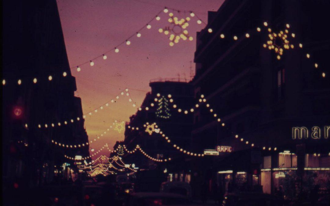 Nice : lumières sur la ville