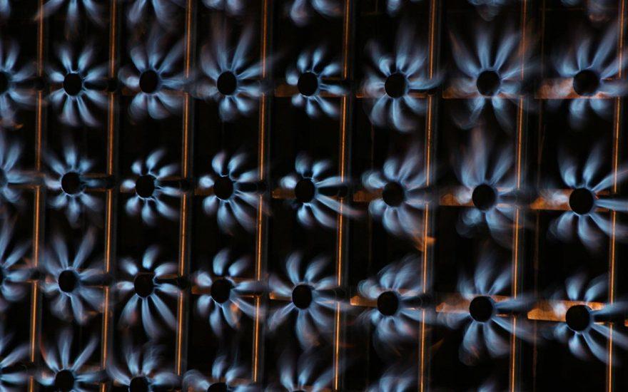 INSTAGRAM LIVE– Présentation du «Mur de feu» d'Yves Klein par le comédien Félicien Chauveau