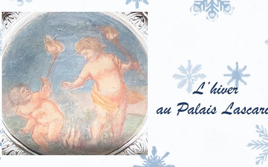L'hiver au Palais Lascaris