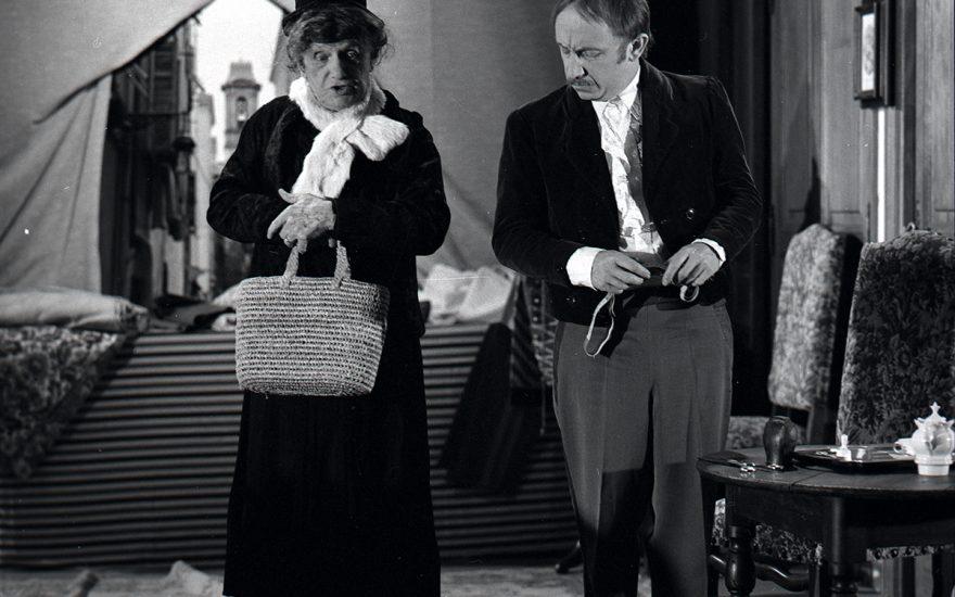 Le théâtre niçois de Francis Gag