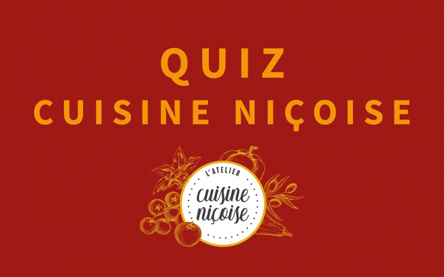 Quiz – La cuisine Niçoise