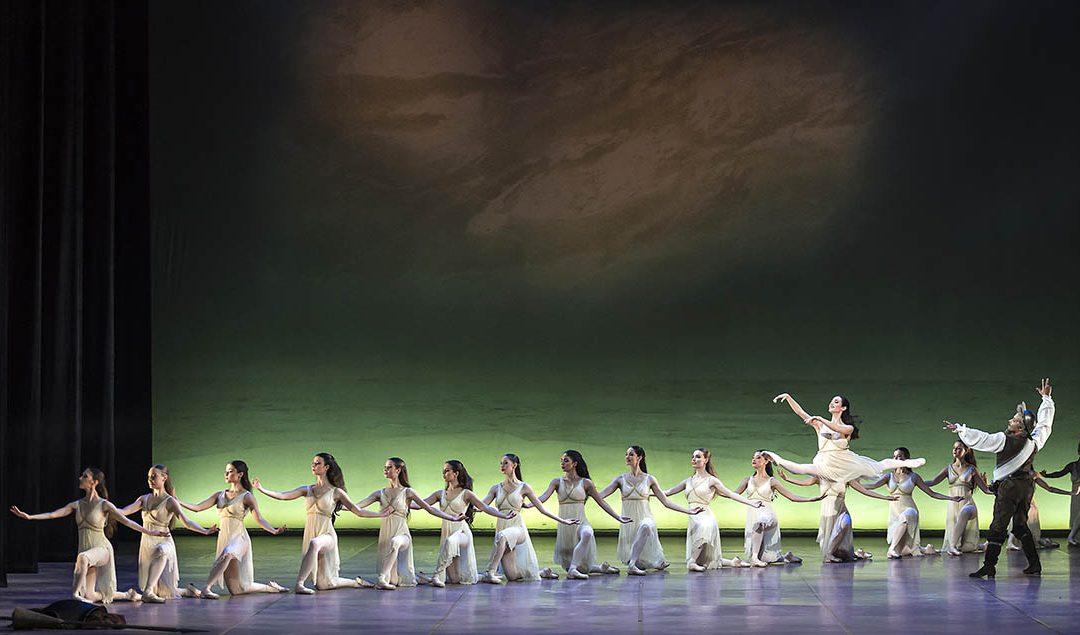 Un ballet pour Noël: DON QUICHOTTE