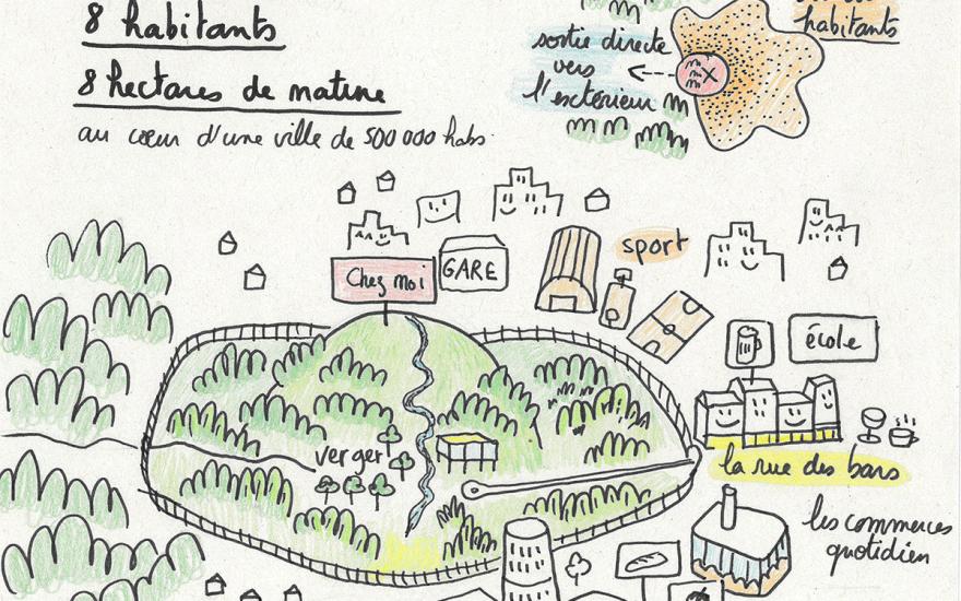 «Habiter le Confinement» avec le Forum d'Urbanisme et d'Architecture