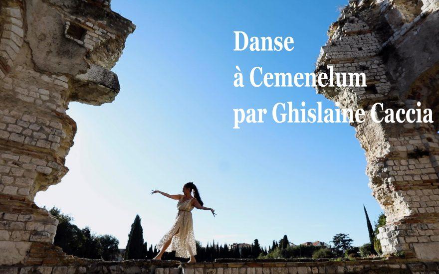 Danse à « Cemenelum », dieux et déesses de l'Olympe