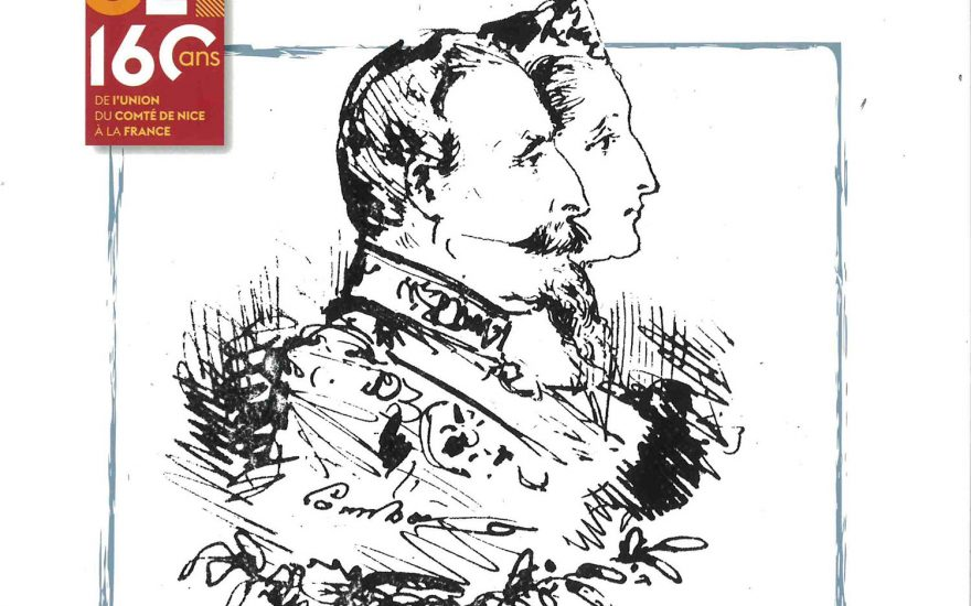 Catalogue «Nice et le second Empire – Le voyage de Napoléon III et Eugénie en 1860»