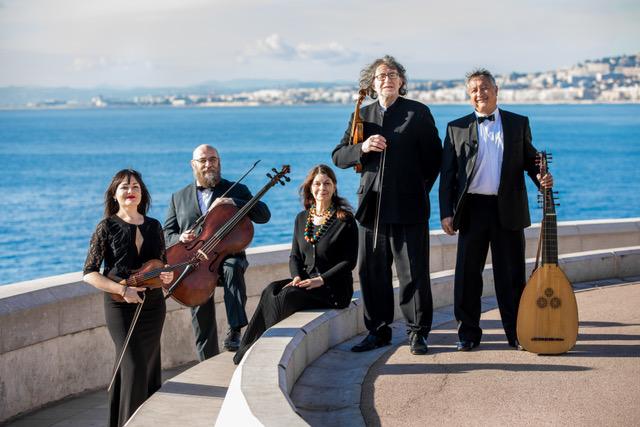 Concert de l'Ensemble Baroque de Nice, Les Femmes, A. Campra, Q.van Blankenburg