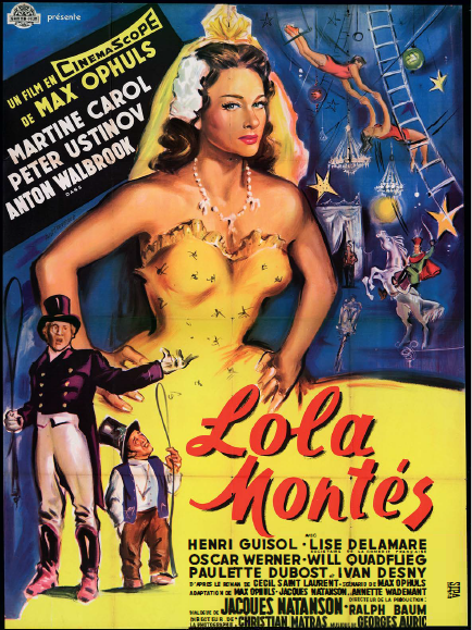 Lola Montès, une affiche trompeuse