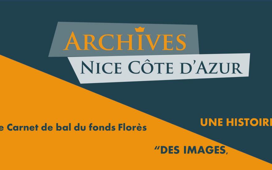 Des images, une histoire: Les carnets de bal Belle Époque de la famille Florès