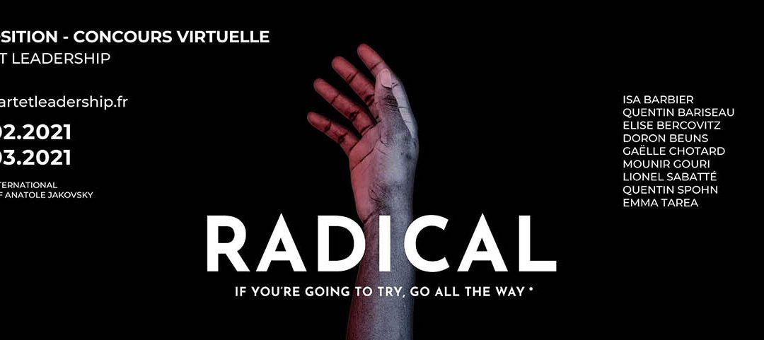 RADICAL – If you're going to try, go all the way